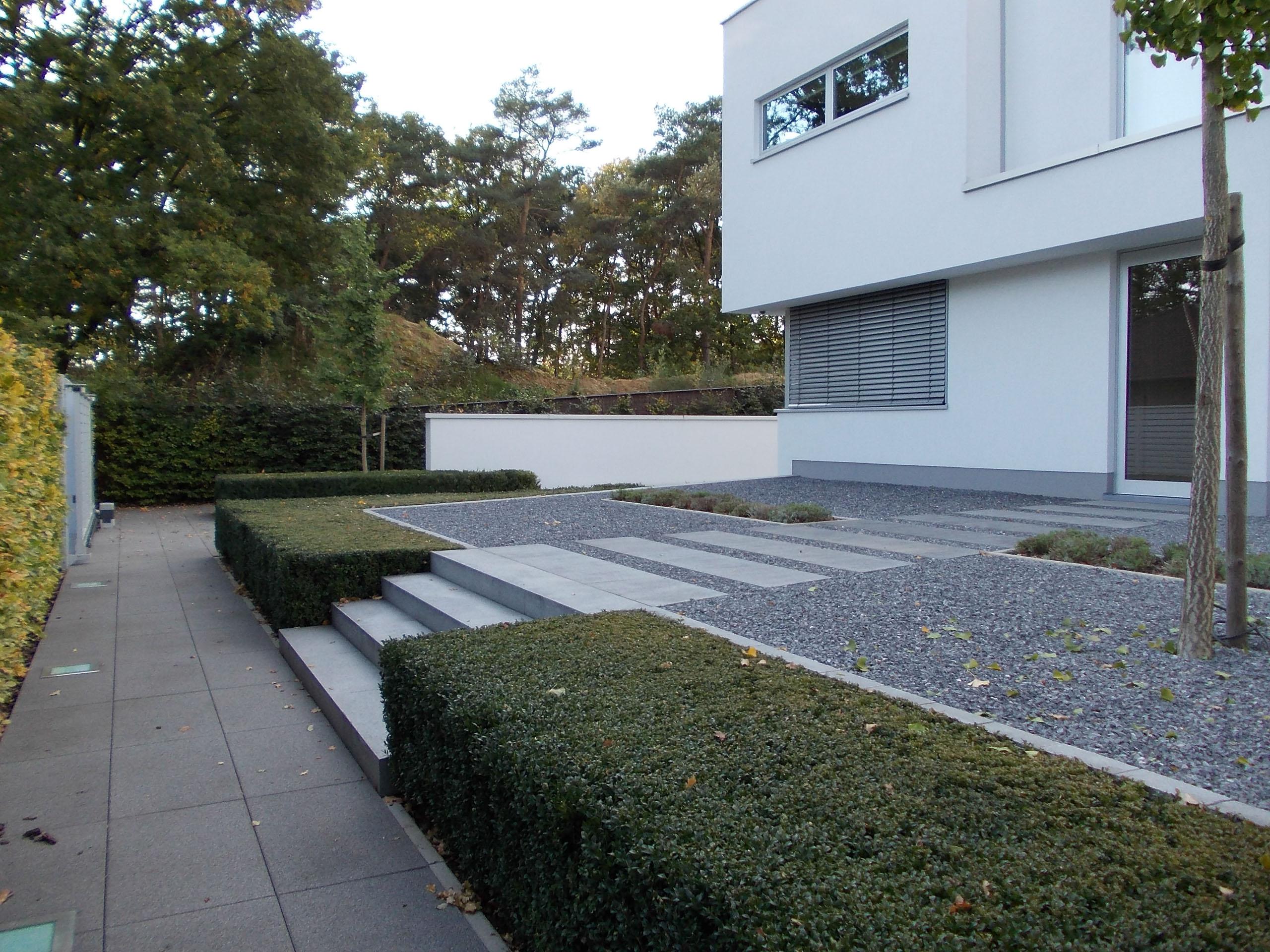 Tuinarchitect raymond martens strak hedendaags for Tuinarchitect modern strak
